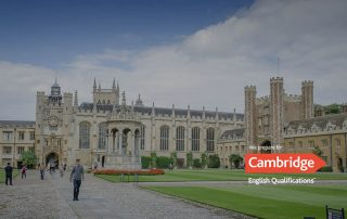 Estudiar inglés en la universidad de Cambridge