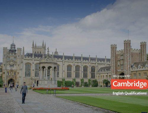 ¿Por qué elegir Cambridge?
