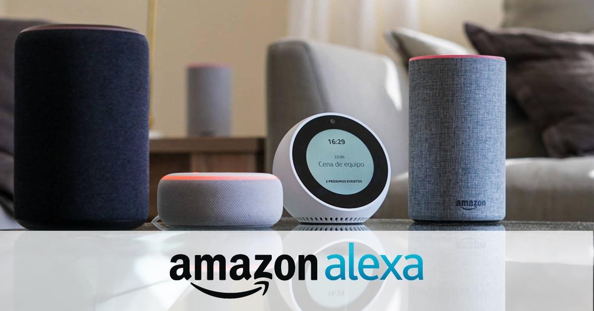 Amazon alexa para aprender inglés